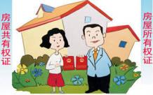 房屋共有权证与所有权证的区别