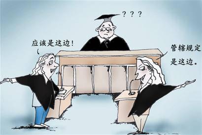 法院对行政诉讼的管辖