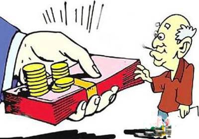 山西退休人员涨工资2015