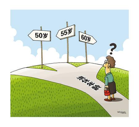 法律上规定的女职工退休年龄是多少?