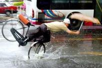 发生意外事故保险赔吗?