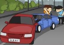发生交通事故后的正确做法