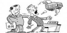 货物运输合同纠纷诉讼知识