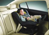 法律如何规定车用儿童安全椅?