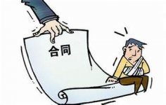 规定合同必须采取书面形式的法律汇总