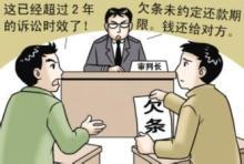 借条的诉讼时效怎么确定?