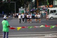 行人和非机动车交通行为规范