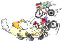 抵押车给别人出事故谁担责?