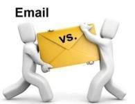 通过电子邮件商量好的内容有合同效力吗?