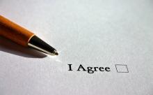 协议离婚程序及协议离婚书