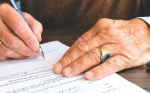 遗嘱公证的条件是什么?
