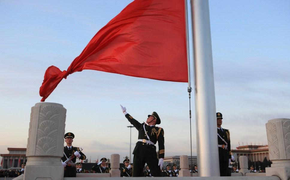刑法修正案十草案:侮辱国歌拟定罪