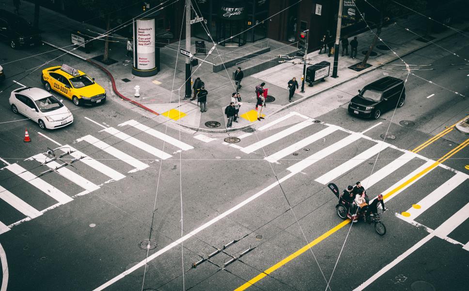 交通违章情形及处罚标准
