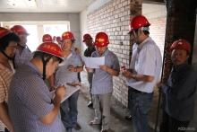 建筑工程验收流程怎么走