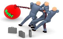 如何判定一个企业的金融债务偿还能力?