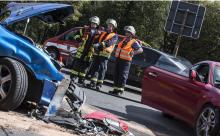 2018年交通事故损害赔偿标准是