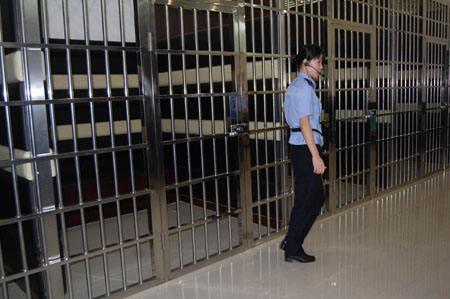 羁押地点一般是哪里