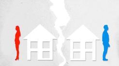 离婚财产分割原则2018