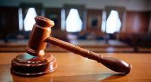 终止审理的刑事裁定书格式