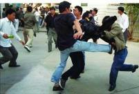 打架被刑事拘留多少天?