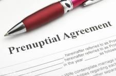 规范的婚前协议是怎样的...