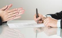 签订汽车租赁合同需要什么手续