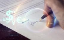 法律规定的合同形式分类有几种?合同的注意事项有哪些?