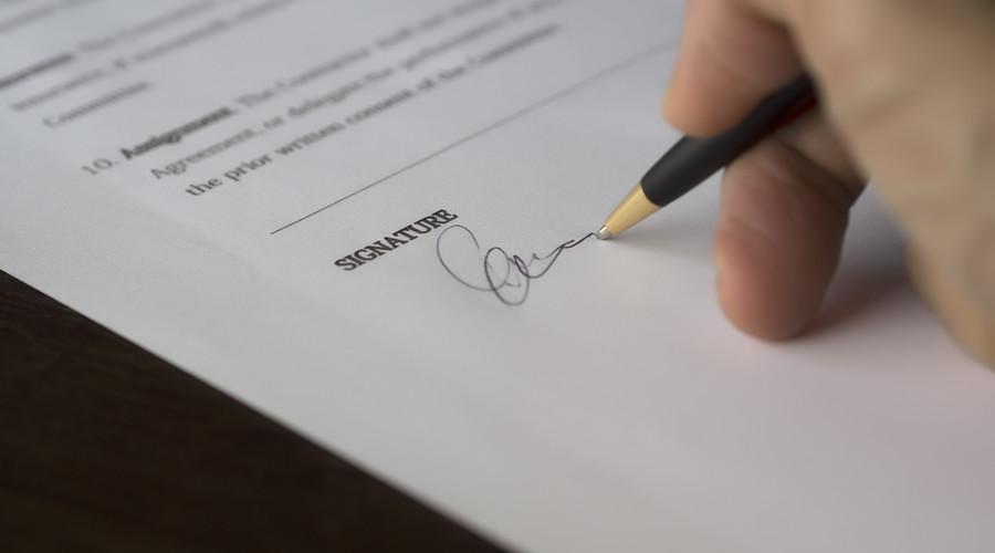 國內財產分割協議書怎么寫