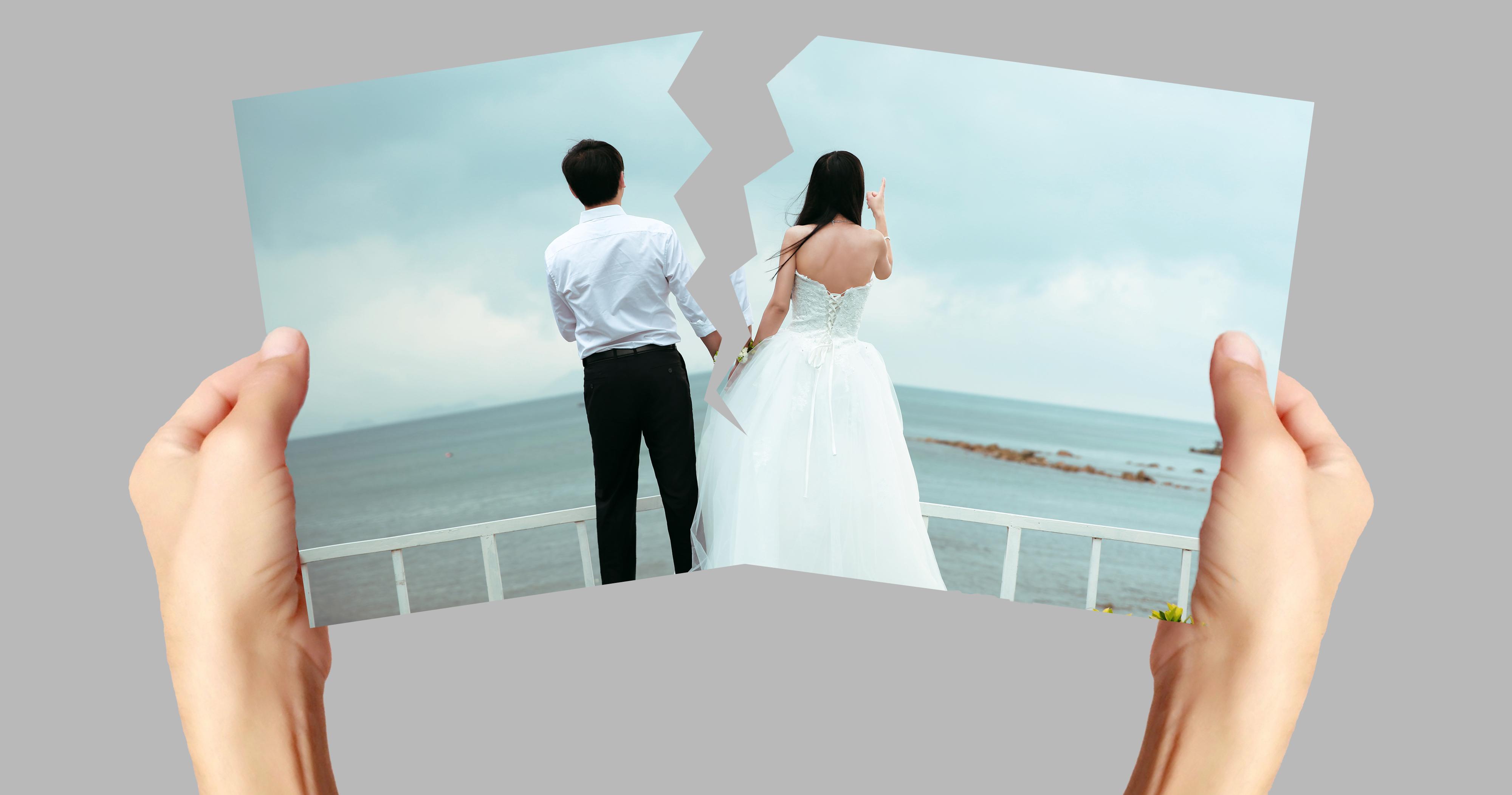 离婚与婚姻无效和可撤销婚姻的区别