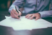 失业保险解除合同证明