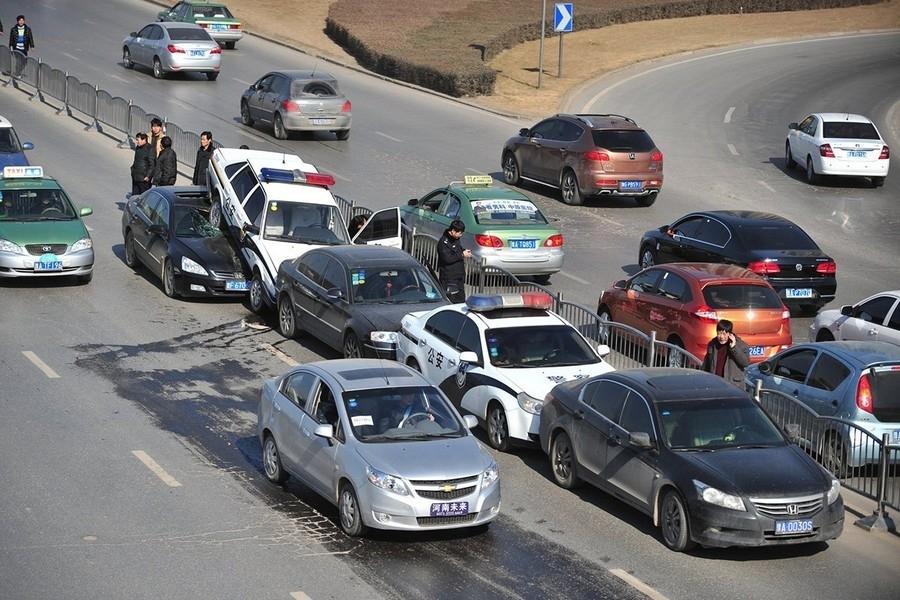 交通事故起诉的流程