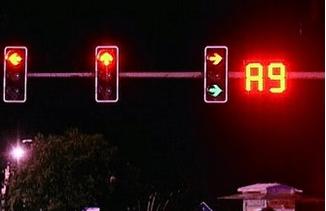 我国法律规定闯红灯怎么处罚