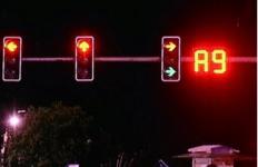 我国法律规定闯红灯怎么处罚...