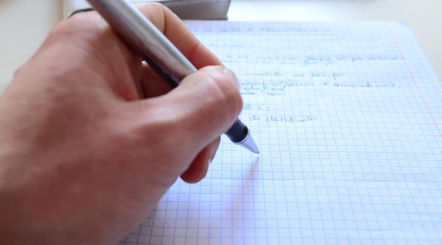 手写的离婚财产分割协议有效吗