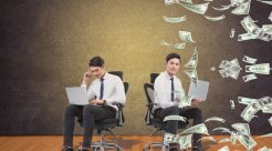 公司变更劳动合同变更协议书合法吗...