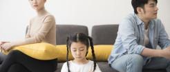 婚前有的孩子离婚后怎么判...