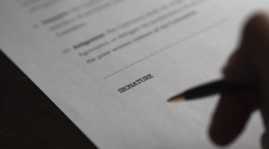 对签订合同的主体应注意哪些事项