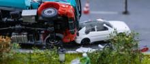交通事故责任对等如何广东11选5车