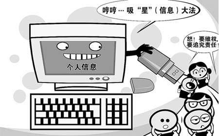 网络隐私权的立法建议