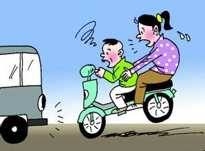骑电动车撞人或被撞,怎么解决?