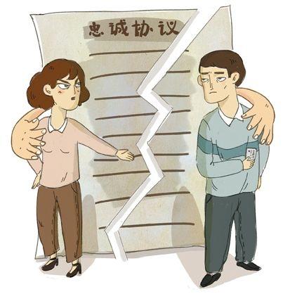 夫妻忠诚协议有法律效力吗?