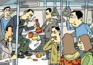 南京地铁内饮食被罚,其他城市呢?