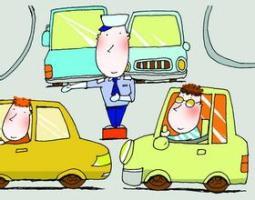 如何通过没有交通信号灯的路口