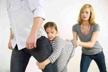 离婚后孩子怎么办?