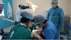医院规定患者治牙须签协议...