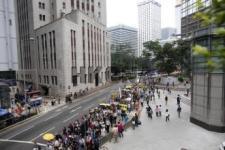 非法集会、游行、示威罪案例分析...