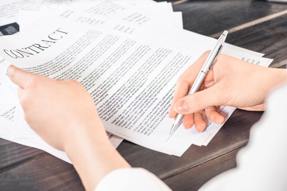 承揽合同法律特征是什么