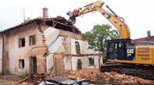 司法强制拆迁的程序