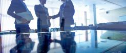 吸收合并和控股合并的账务处理...