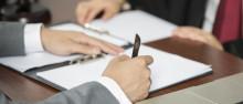 公司解雇不签字能生效吗